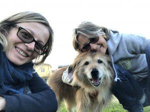 Pet Sitter con cane